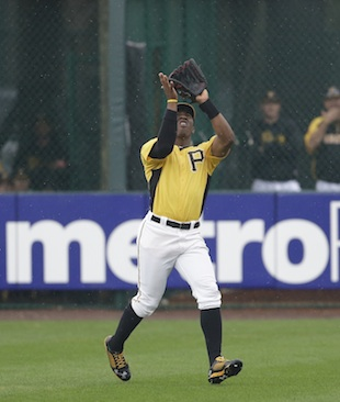 If Starling Marte develops quickly, the Pirates will be happy. (AP)