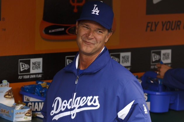 Don Mattingly says,