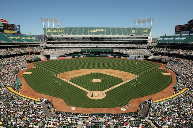 O.co Coliseum (Getty Images)
