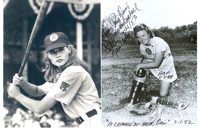Lavonne Paire-Davis dies at 88; inspiration for Geena Davis' character in 'A League of Their Own'