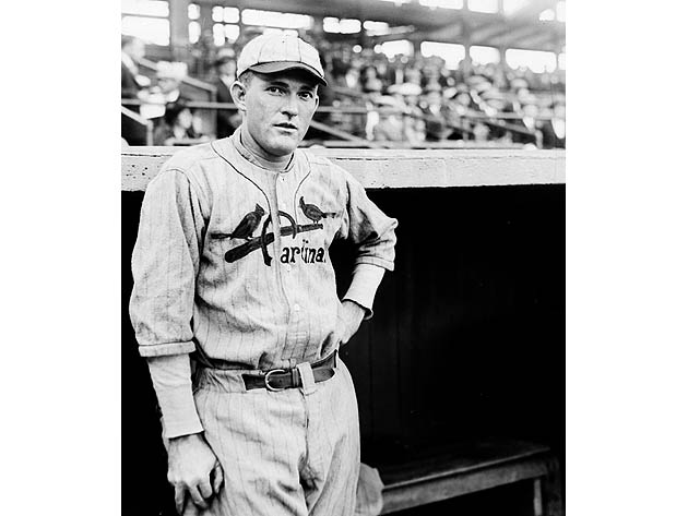 'It took me how long to get in the what, now? The Hall of Fame?' -- Rogers Hornsby (AP)
