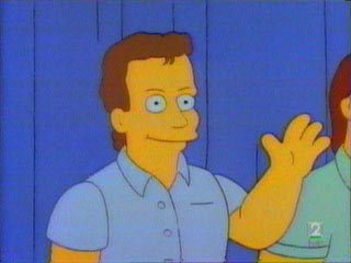 "Steve Sax played second base in ""Homer At The Bat,"" a classic Simpsons episode."