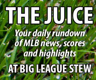 The Juice: Rays and Royals take a step forward in AL Wild Card, as Wil Myers and James Shields have big nights