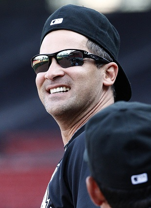 Omar Vizquel will turn 45 years old in April. (US Presswire)