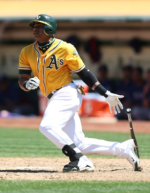 Yoenis Cespedes (Getty)