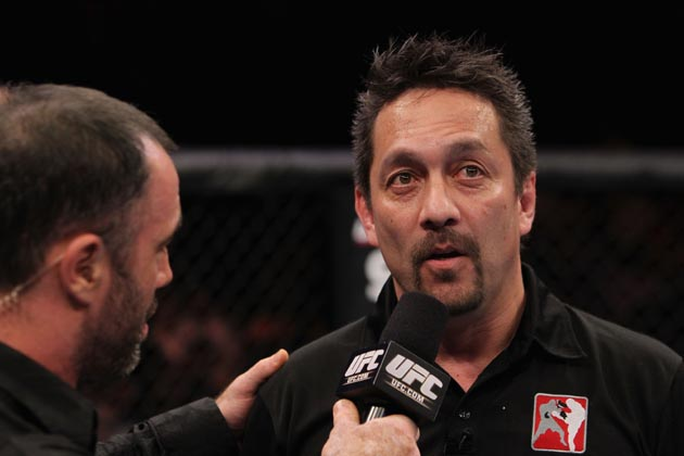 Mario Yamasaki explains his decision (Zuffa)