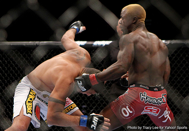 Melvin Guillard and Khabib Nurmagomedov take decisions in to round out UFC 148 prelims