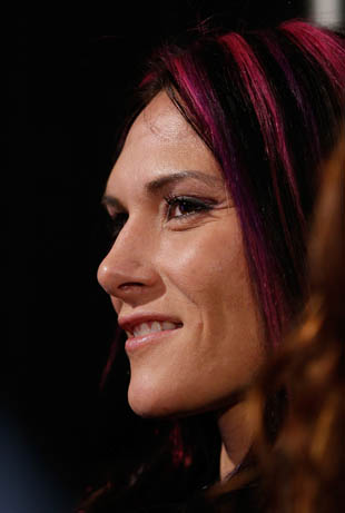 Cat Zingano at UFC 157 (Getty)