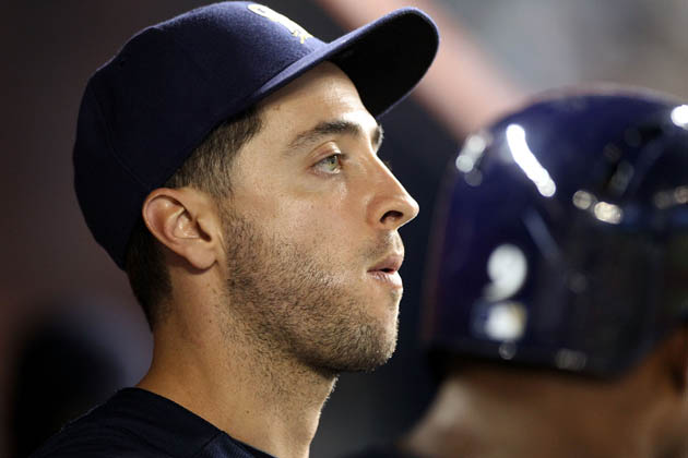 Will fighters be implicated by the same lab as baseball player Ryan Braun? (Getty)