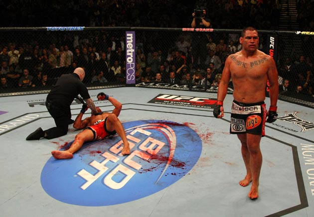 Cain Velasquez: 