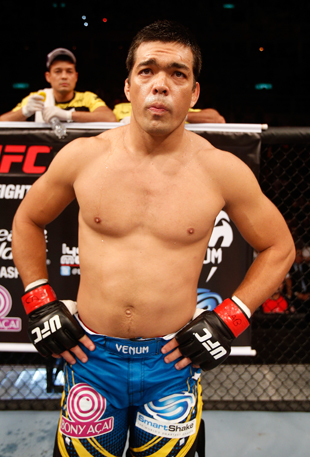 Lyoto Machida will face Mark Munoz on Oct. 26 (Getty)