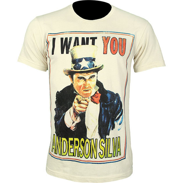 MMA Marketplace: Chael Sonnen makes a convincing Uncle Sam