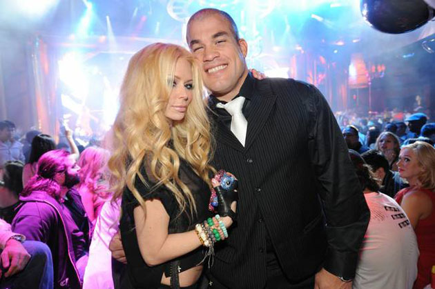 Tito Ortiz and Jenna Jameson at XS (XS/Danny Mahoney)
