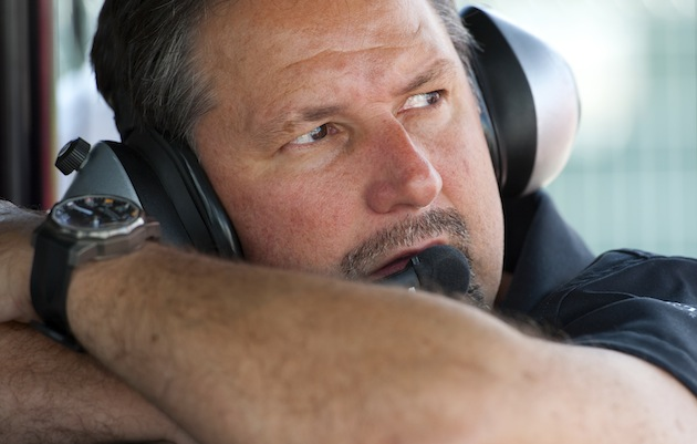 Will Michael Andretti be a Cup Series owner in 2013? It's looking less likely. (Getty Images)