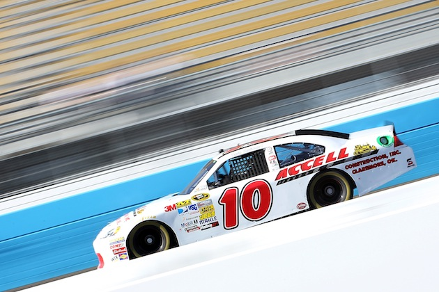 The No. 10 car is 14 points outside of the top 35 after three races (Getty)