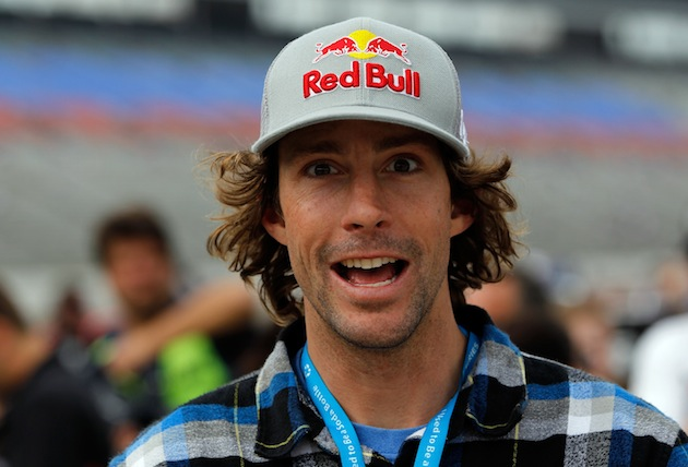 Travis Pastrana is locked into the field for his Nationwide Series debut. (Getty Images)