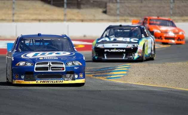 Penske racing to use roush yates engines in 2013 for What motor does nascar use