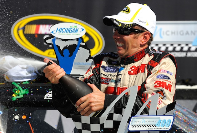 Happy Hour: What's in a name, Greg Biffle?
