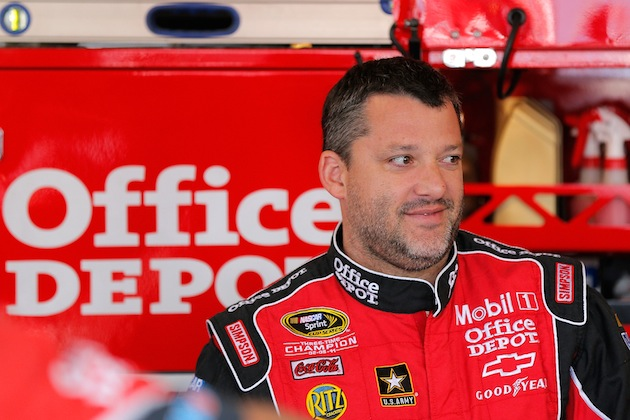 Will Smoke be in contention for title #4 at Homestead? (Getty)