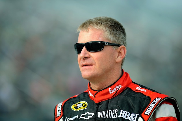 Jeff Burton will have Luke Lambert back atop the pit box in 2013. (Getty)
