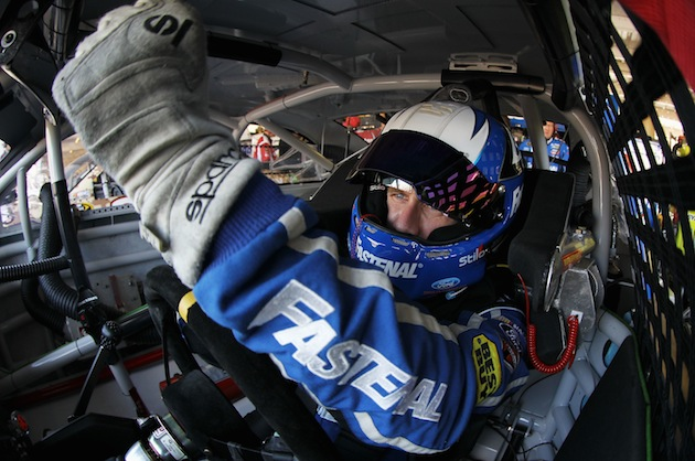 Carl Edwards will have another new crew chief at the start of 2013. (Getty)