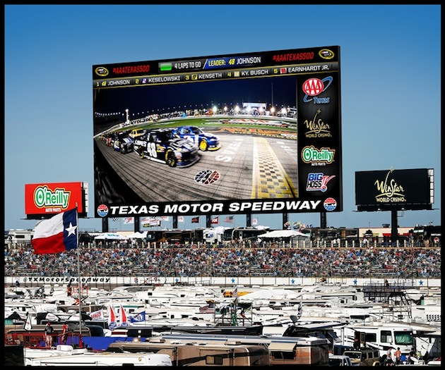 (Photo courtesy of Texas Motor Speedway)