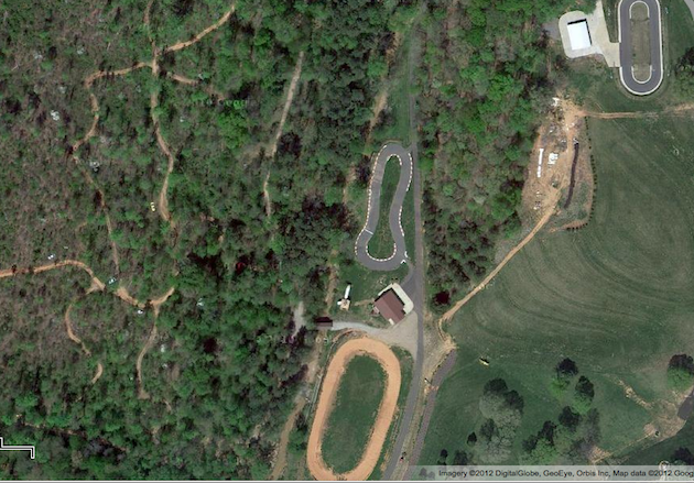 Think you can beat Dale Junior in a race at one of his own tracks?