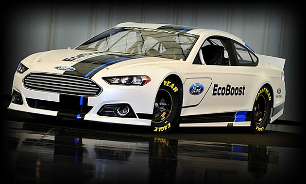 The 2013 Ford Fusion / via Ford Motor Company