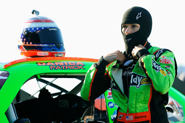 Danica Patrick's GoDaddy ads to de-emphasize sexy elements; winning races now important