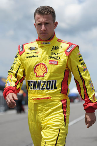 AJ Allmendinger. (Getty Images)