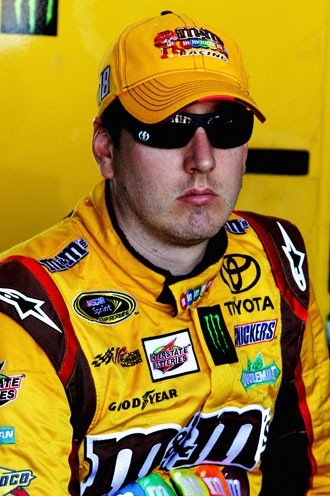 Kyle Busch. (Getty Images)