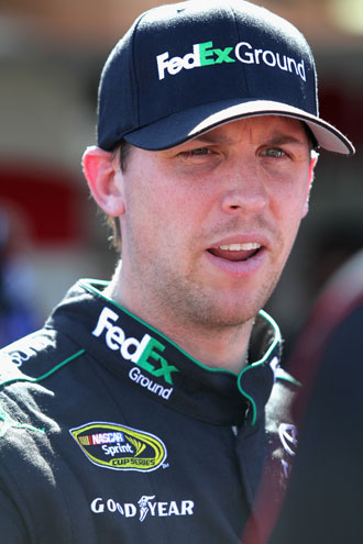 Denny Hamlin. (Getty Images)