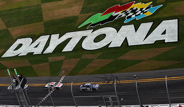 The 2013 Daytona 500. (Getty Images)