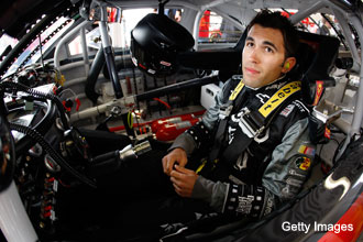 Is Aric Almirola a better fit for the 43 than David Ragan?