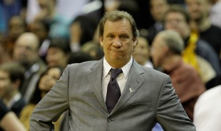 Flip Saunders (Rob Carr/Getty)