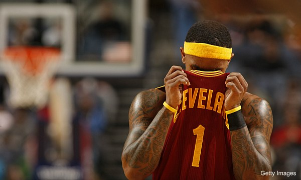Daniel Gibson is ashamed of his actions (Kent Smith/ Getty).