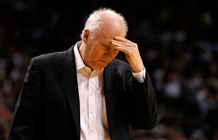 Gregg Popovich (Mike Ehrmann/Getty)