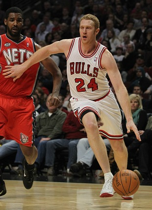 Brian Scalabrine (Jonathan Daniel/ Getty)