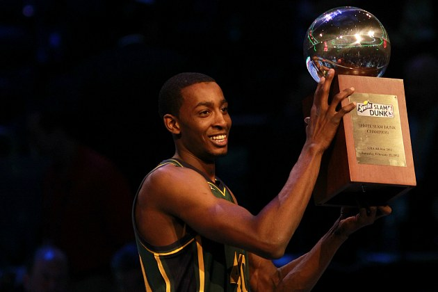Ranking the 2012 DUNK CONTEST, dunk-by-dunk   The GNUru Fantasy ...