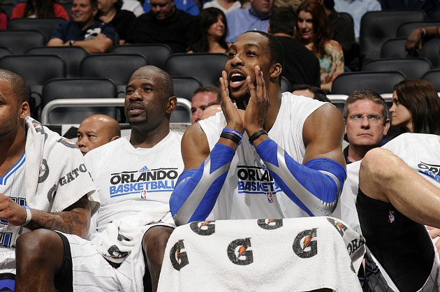 Will the Dwight Howard saga be sorted out by January 28? (Fernando Medina/ Getty)