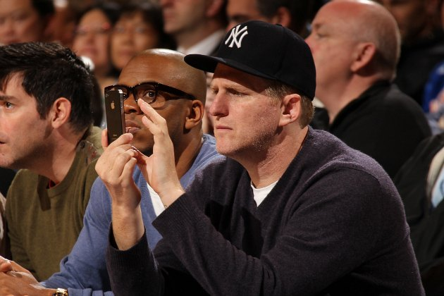 NBA superfan Michael Rapaport tweets for his favorite NBA All-Stars (Nathaniel S. Butler/ Getty).