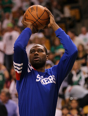Elton Brand (Jim Rogash/ Getty)