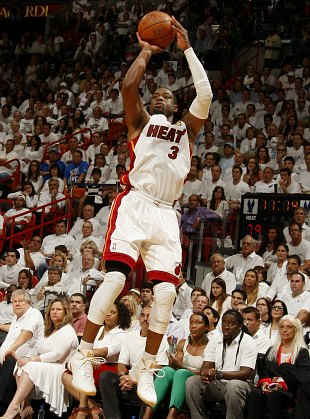 Dwyane Wade (Isaac Baldizon/ Getty)