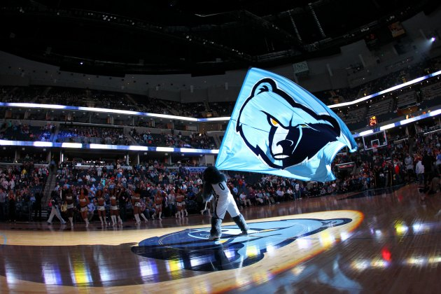 Memphis Grizzlies fans cheer for the latest Grimes mp3 (Joe Murphy/ Getty).