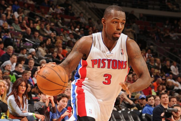 Rodney Stuckey realizes that his physical health is ever in danger (Dan Lippitt/ Getty).