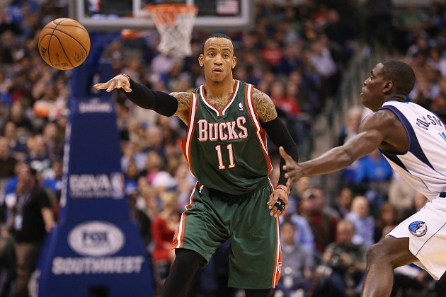 See, Monta Ellis loves to pass! (Ronald Martinez/ Getty)