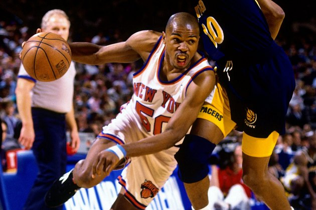 Greg Anthony experiences The Quickening after beheading Vern Fleming (Nathaniel S. Butler/ Getty).