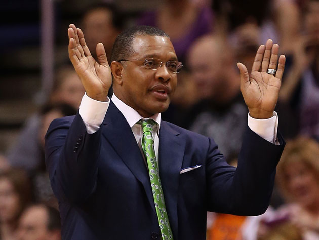 Alvin Gentry has had enough (Getty Images)