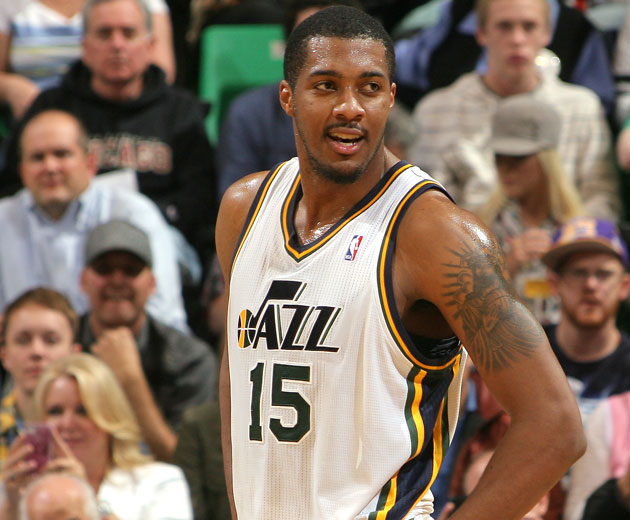 Derrick Favors keeps that wingspan in check (Getty Images)