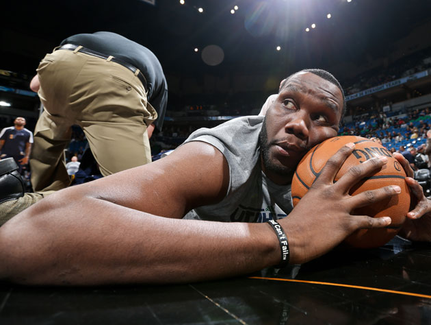 Al Jefferson eats, sleeps and breathes it, but it's often not enough (Getty Images)